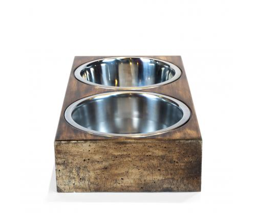 Large Dog Bowl Personalized