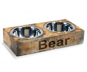 Small Pet Bowl Personalized